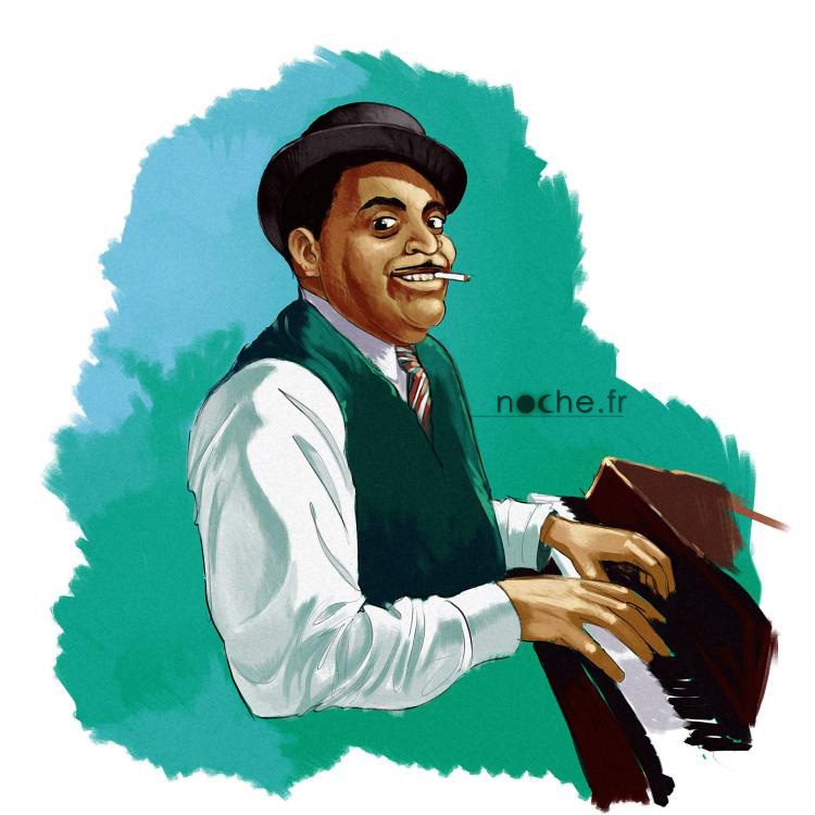 Fats Waller - Editions Fuzeau